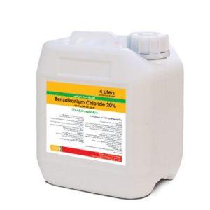 بنزالکونیوم کلراید20% | Benzalkonium Chloride 20%