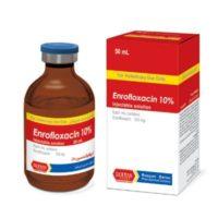 انروفلاکساسین 10% رویان - Enrofloxacin 10% Rooyan