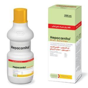هپاکارنیتول | Hepacarnitol