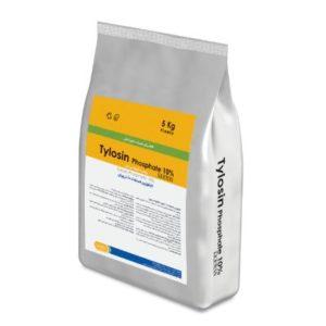 تایلوزین فسفات10% رویان   Tylosin phosphate10%