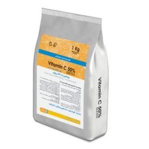 ویتامین ث 50% رویان   Vitamin C 50%