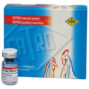 واکسن زنده نیوکاسل | BIO-VAC NDV 6/10