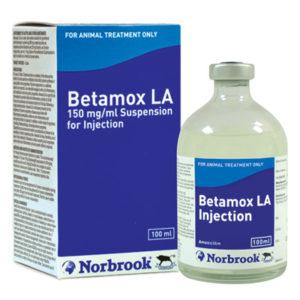 بتاموکس طولانی اثر | Betamox LA
