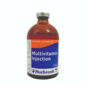مولتی ویتامین | Multivitamin Injection