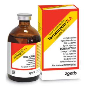 ترامایسین® طولانی اثر | Terramycin® LA