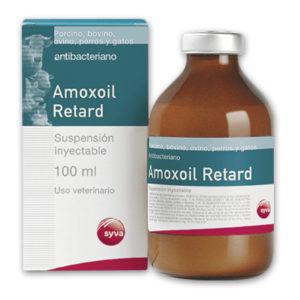 آموکسیل ریتارد | Amoxoil retard