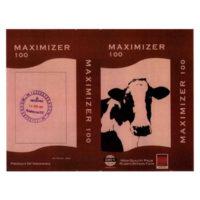 ماكسيمايزر 100 | MAXIMIZER 100
