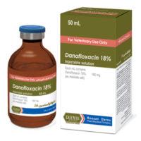 دانوفلوکساسین 18% | Danofloxacin 18%