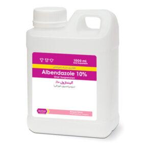 آلبندازول 10% | Albendazole 10%